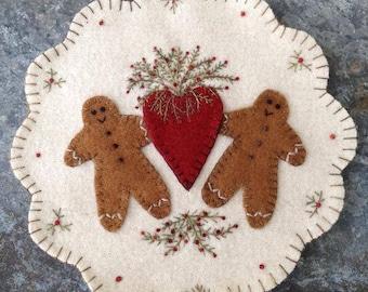 Ginger & Spice Pattern