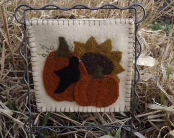 Autumn Thyme (pattern)