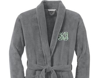 Custom Monogram Bath Robes