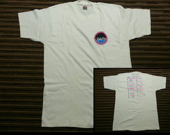 1989 Minneapolis A-Z double sided graphic shirt!
