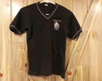 """Amazing 80s """"Rothenburg Plonlein"""" Vneck shirt!"""