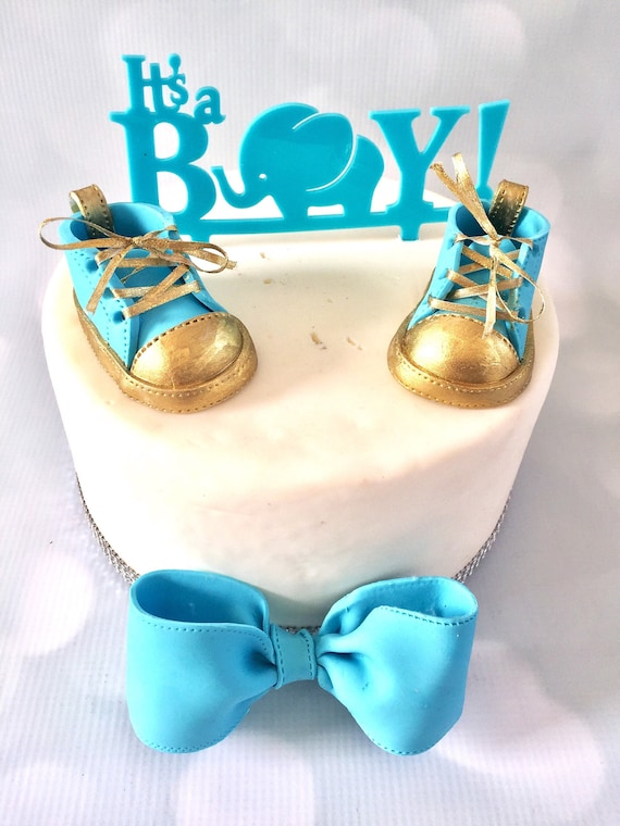 Its a Boy cake topper Babyshower cake topper Baby topper ...