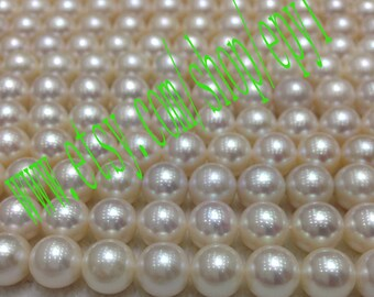 Top 1pcs full strand, 8.5-9.5mm, round shape,natural white freshwater pearl necklace Strand,freshwater pearl String,eTfs38