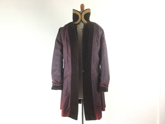 1970s coat coat hippie Jacket suede boho Suede jacket 1960s xs coat Coat Coat boho Coat princess brown women Boho clothing Coat Vintage xEZqpgfW