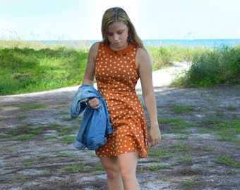 Earth Friendly Apparel - polka dot dress