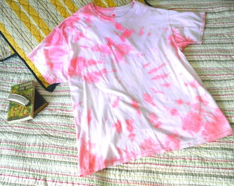Hand Dyed Apparel - tie dye tee