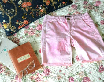 Hand Dyed Apparel - American Eagle Bermuda shorts
