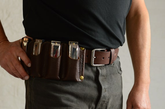 Leather Harmonica Holster