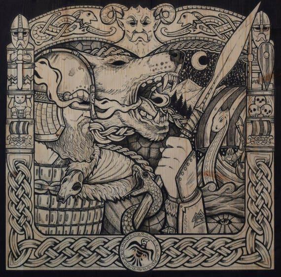 Fantasy Art Warrior Art