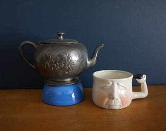 Whiskey in a Teapot