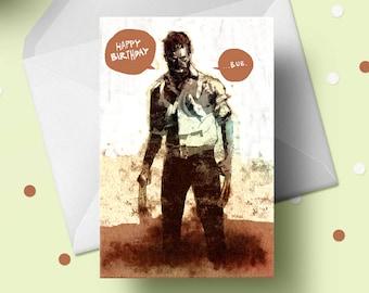 Logan Birthday Card