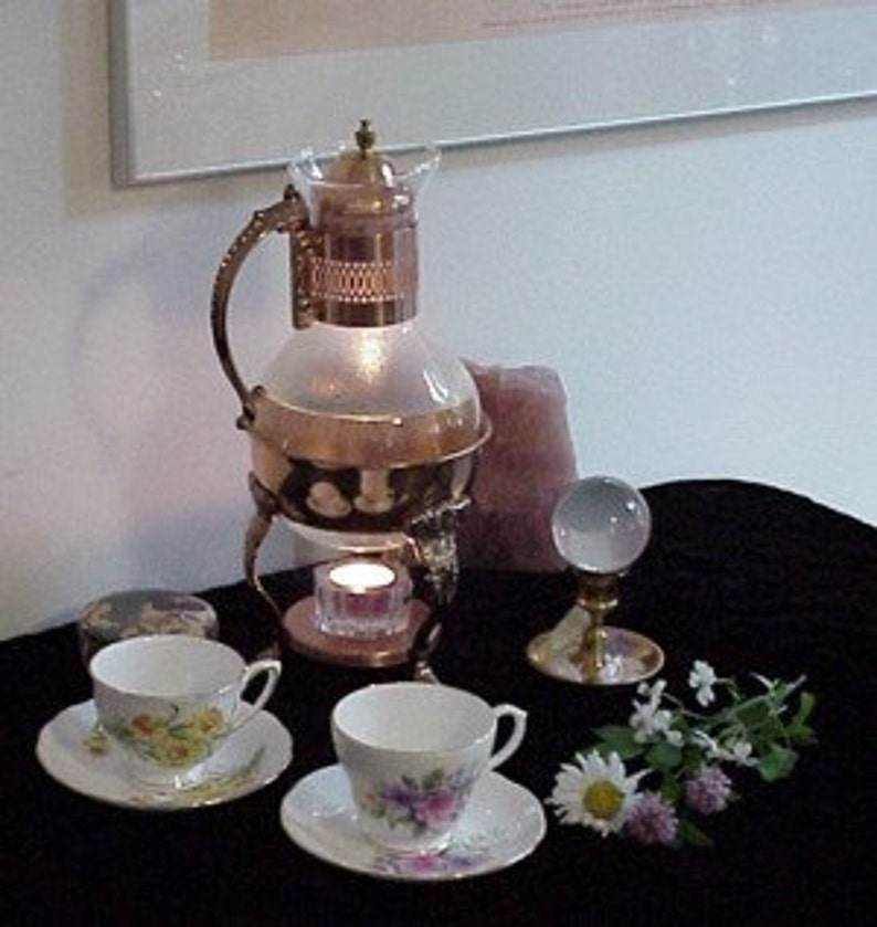 30 Minute Psychic Tea Leaf Reading by Phone