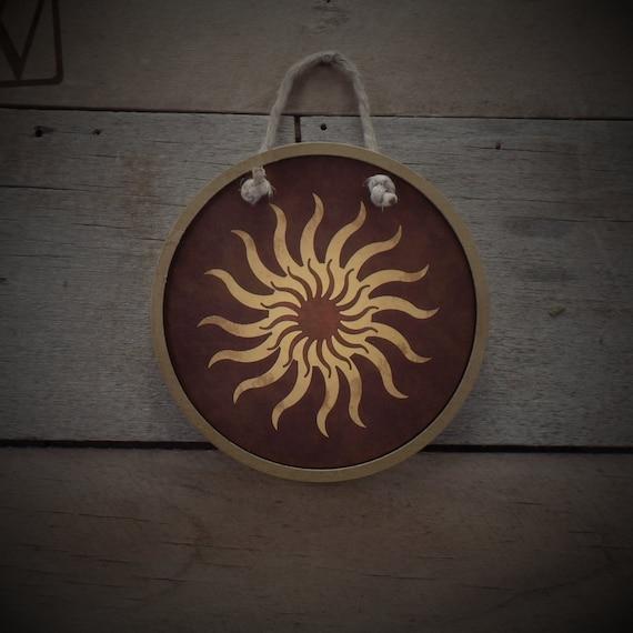 Dragon Age Chantry Shield