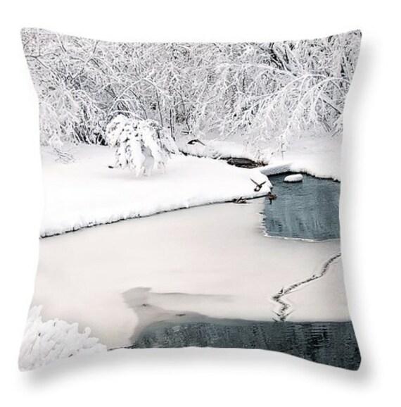 Mallard Throw Pillow Duck Waterfowl Pillow Home Decor Etsy