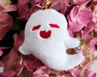 Boo Tao Ghost Plushie Keychain