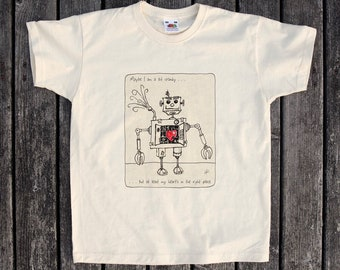 Mens T Shirt  - Mr Cranky