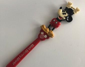 NOS MultiColor Unopened Mickey Mouse New in Package Vintage Retro 12 Pack NIP 1978 Wald Disney Productions Disneyland Pencils Dozen