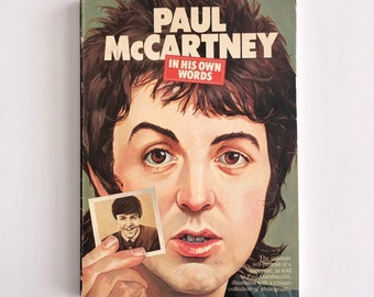 Paul mccartney wings | Etsy