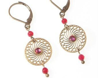 Icarus earrings