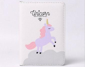 Fabric cover notebook,Lovely journal,Art Journal,Sketchbook,Diary,Notepads,Unicorn Planner