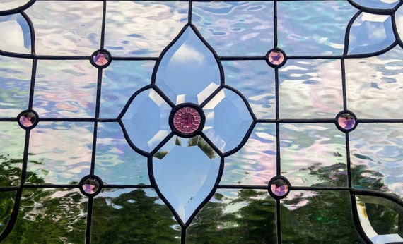 Victorian Stained Glass Window Panel By, Victorian Stained Glass Window Panels