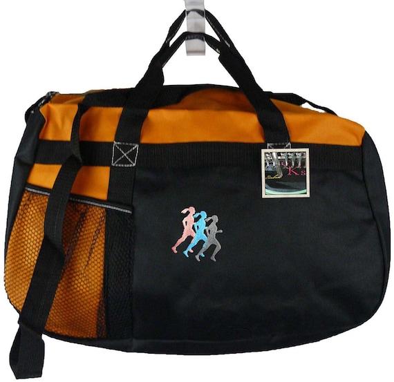 Lady Runners Gemline Sequel Sport Gym Bag Girls Track Women  470b9b7fb64ce