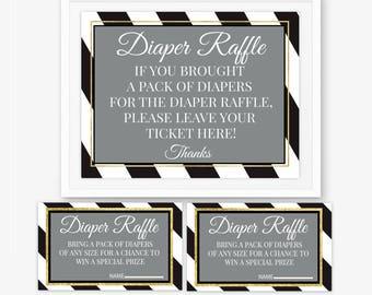 diaper raffle sign floral diaper raffle raffle sheets baby etsy