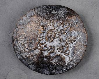 Bronze Belt Buckle