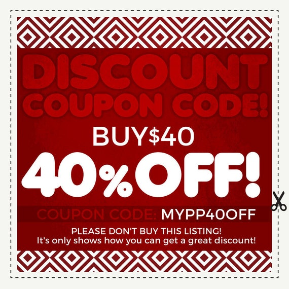 e9fb301c055f DISCOUNT COUPON CODES 40% Off Sale coupon code. Save Money
