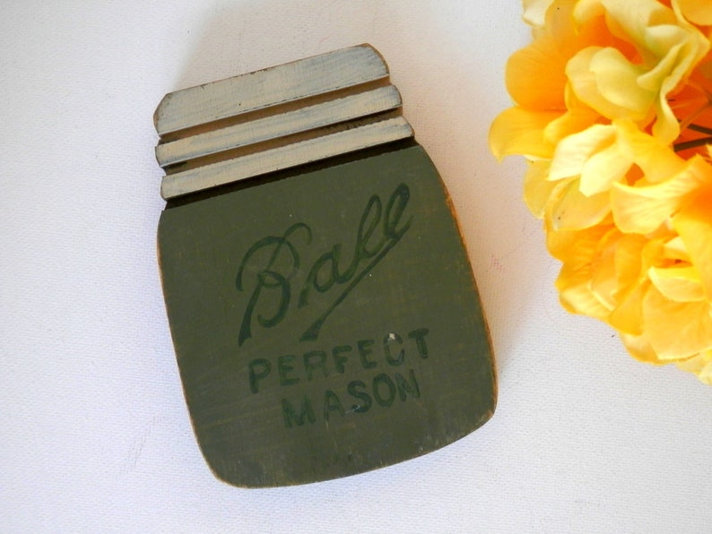 Ball Mason Jar Magnet SALE