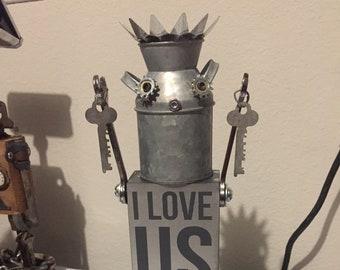 I Love Us Bot!