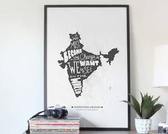 World Leader Quotes - Mahatma Gandhi