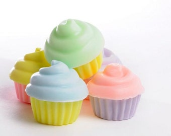 Cupcake Soaps (5 soaps) FREE Shipping!