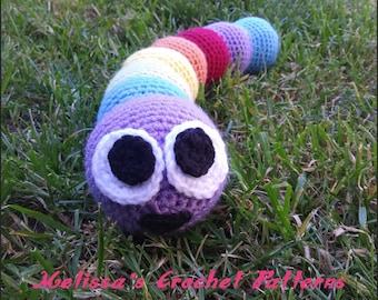 Crochet Pattern ~ Slither.io