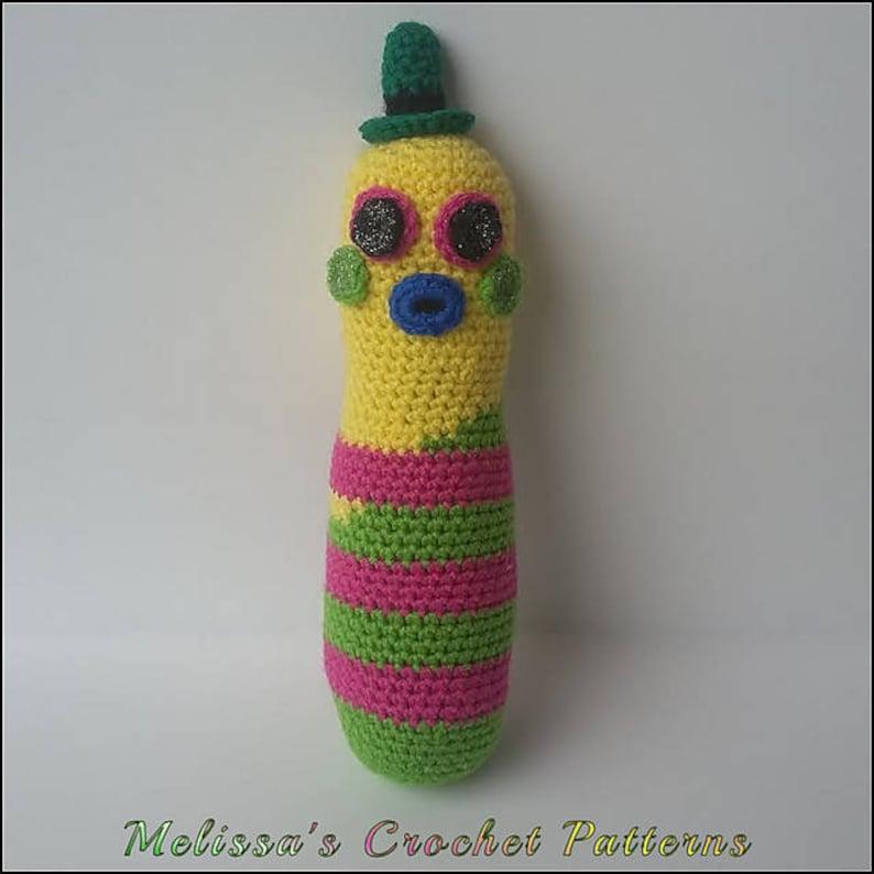 Custom Mr. Dinkles from Trolls image 0