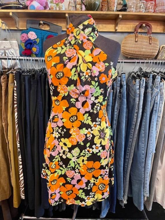 1970's Mini Dress