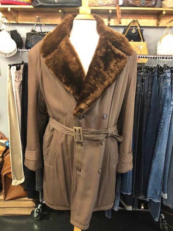 Men 50's Coat Winter
