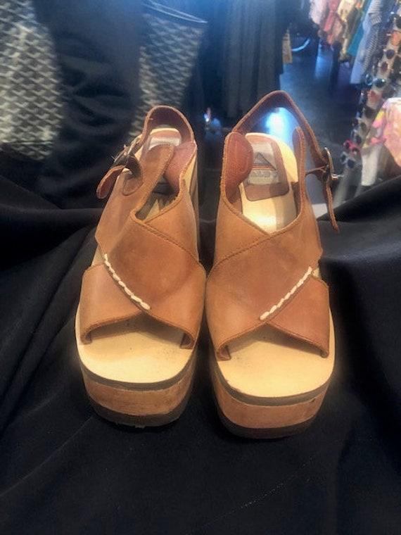 1990's Platforms Sandals