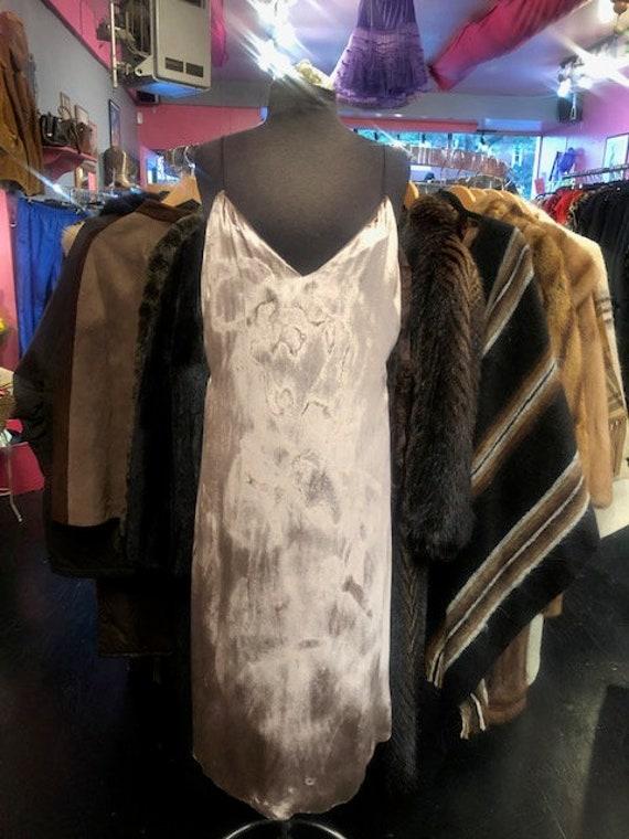 Designer Crush velvet Dress