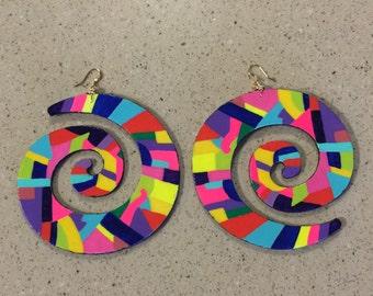 Paparazzi Confetti earrings!