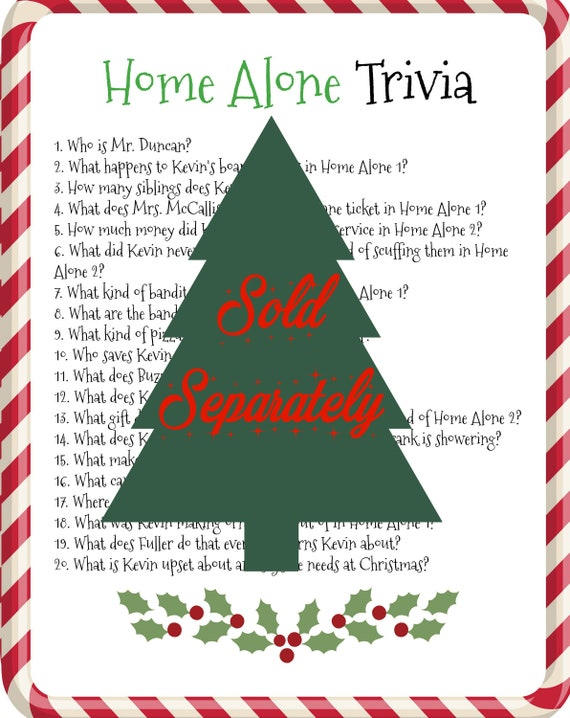 picture relating to Christmas Movie Trivia Printable named Xmas Online video Trivia Activity, 1st installment, Property By yourself, Elf, Its a Excellent Lifetime, A Xmas Tale,