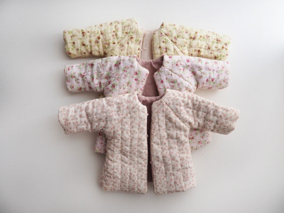 Quilted Coat for Petites