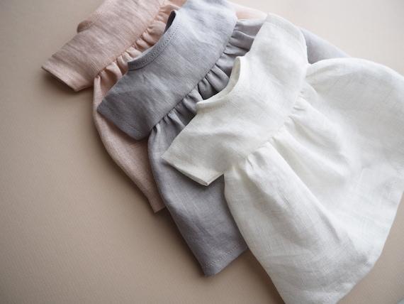 Linen dress for Petites