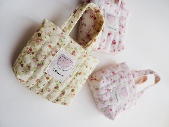 Quilted bag for Petites