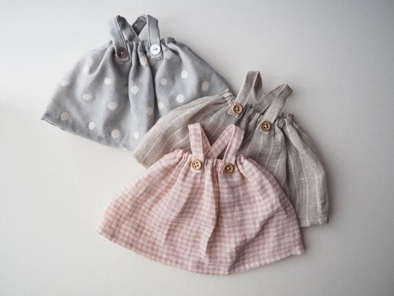 Suspender skirt for Petites