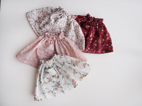 Floral liberty skirt for Petites