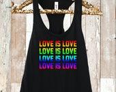 LOVE is LOVE Rainbow. No ...