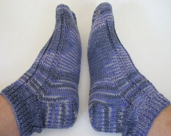 680fbfa30b8cc8 Knit merino slippers