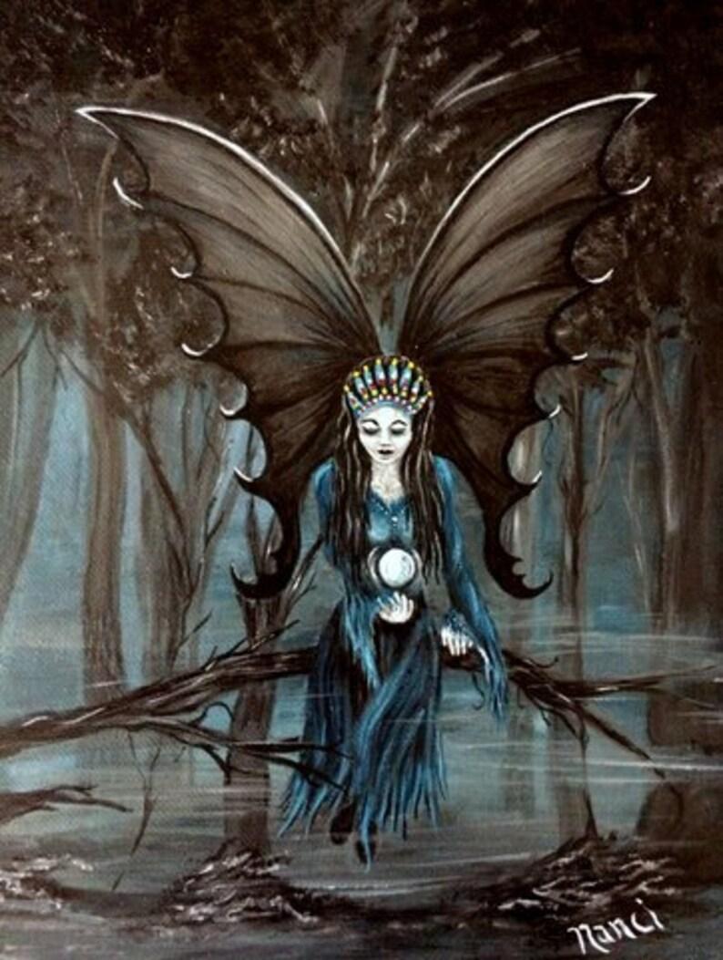 224dd7f4484c2 Fairy Art Goth Fairy Dark Fairy Bat Wings Teen Gift
