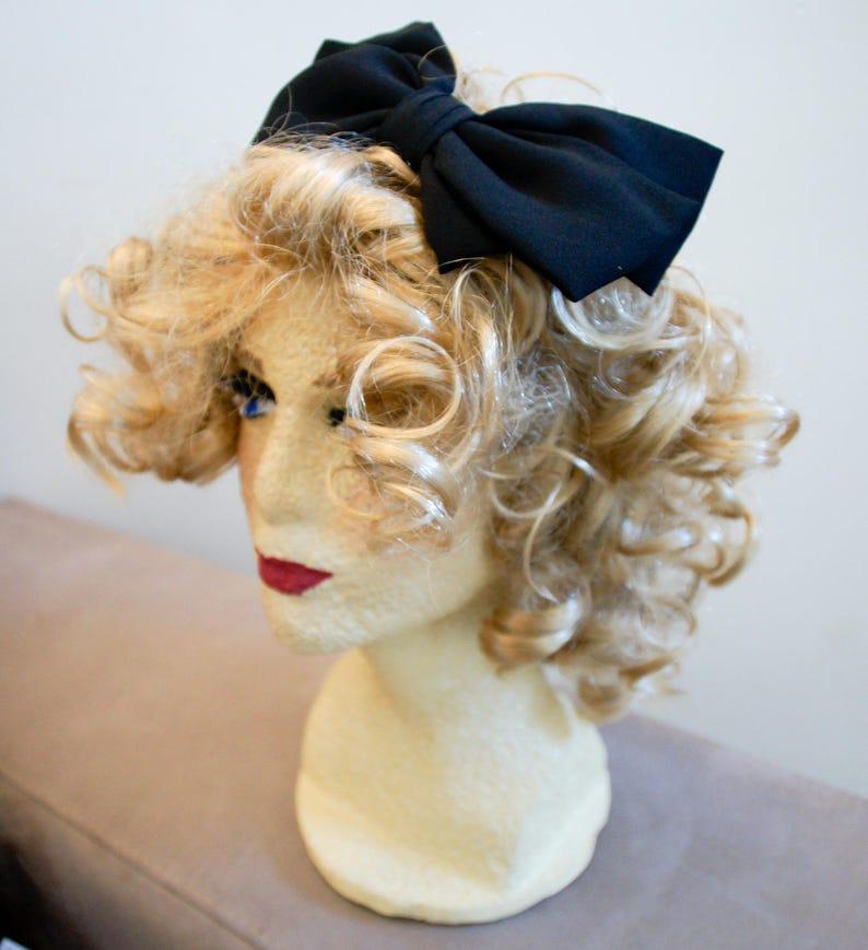 Vintage 40er 50er Jahre Haare Knoten